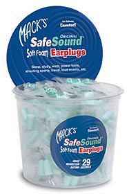 Беруши Safe Sound Soft Foom Earplugs
